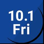 10.1 FRI